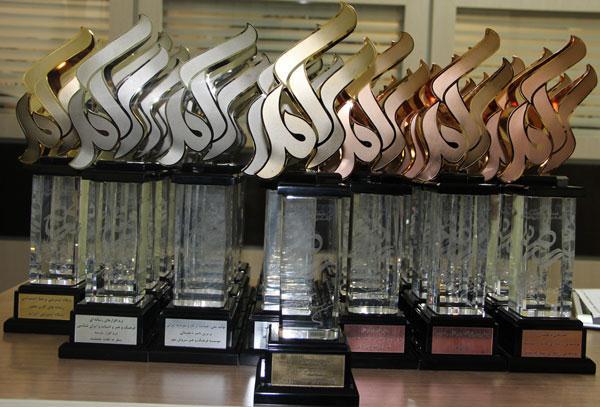 نشان زرین ششمین جشنواره رسانه های دیجیتال به بازی سیاووش اختصاص داده شد.