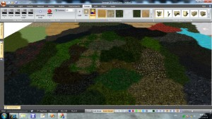 Sourena Game Studio Adding up to 50 diffrents texture to terrain