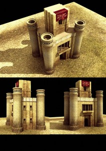 Sourena Game Studio - Castle1