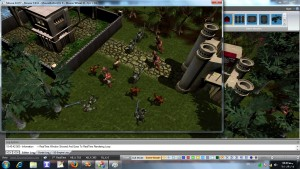 Sourena Game Studio - In game scene