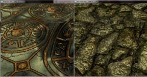 Sourena Game Studio Tile Terrain with normal map