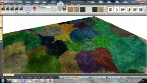 Sourena Game Studio Vertex Color 2