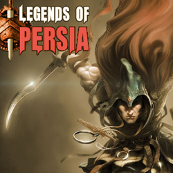 Legends of Persia-Latest shots from storyline