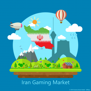 AllPays- Iran gaming market