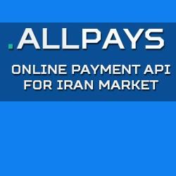 AllPays Iranian online payment api