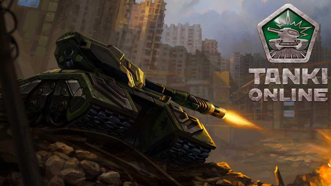 Tanki Online Spiele